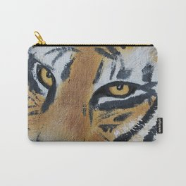Tiger Eyes 2 Carry-All Pouch