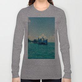 Cape Romano Dome House Long Sleeve T-shirt