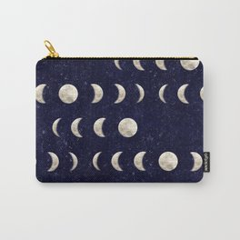 Moon Phase - Galaxy Carry-All Pouch