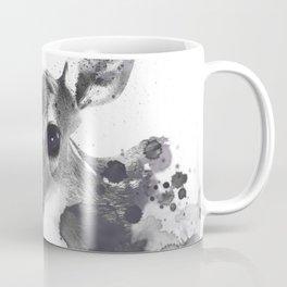 Watercolor Deer Coffee Mug