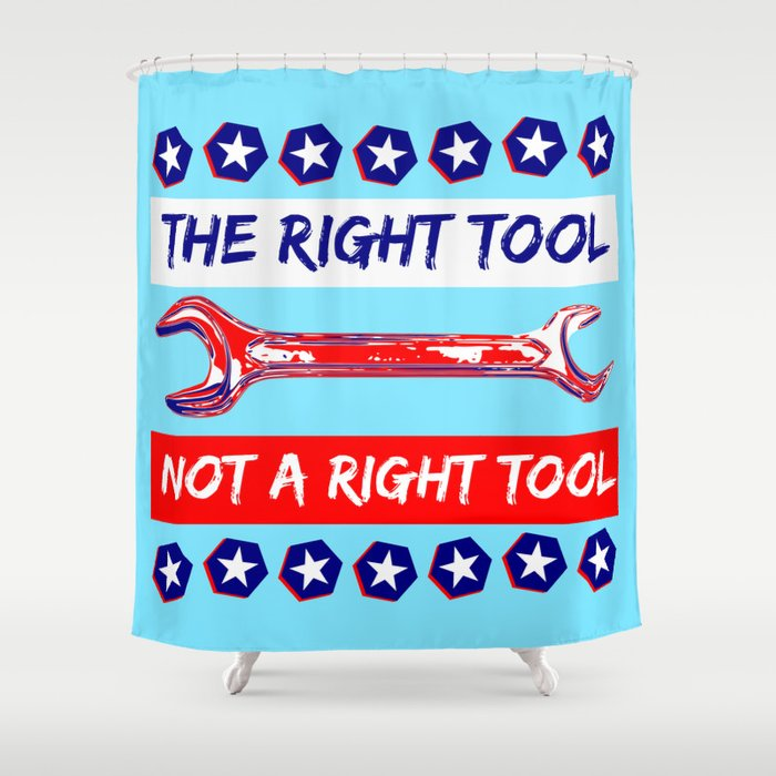 Election Shower Curtain