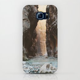 The Zion Narrows iPhone Case