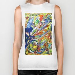 Bicycle Dreams Biker Tank