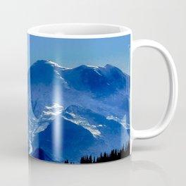Mount Rainier in the Distance Coffee Mug
