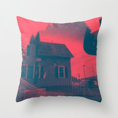 604 Throw Pillow
