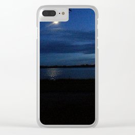 Camping Clear iPhone Case