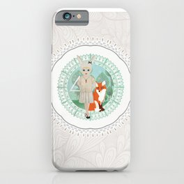Woodland iPhone Case