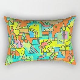 Structura 10 Rectangular Pillow