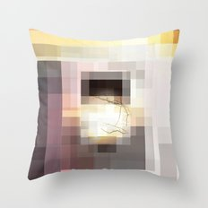 On The Way, Wherever That May Be Throw Pillow