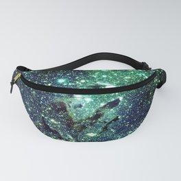Green Eagle Nebula / Pillars of Creation Fanny Pack