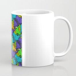 Tessellated Parrots Coffee Mug
