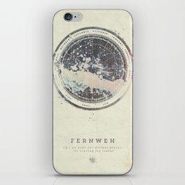 Fernweh Vol 6 iPhone Skin