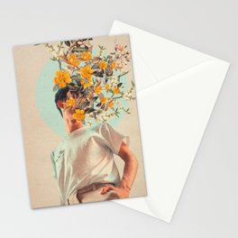 Because You were around Stationery Cards