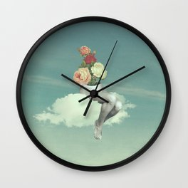 Innocence Wall Clock