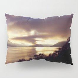 Loch Ness Sunset Pillow Sham