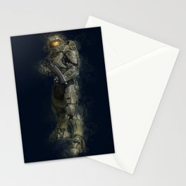 Master Chief halo  Stationery Cards
