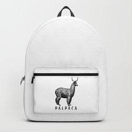 the palpaca Backpack