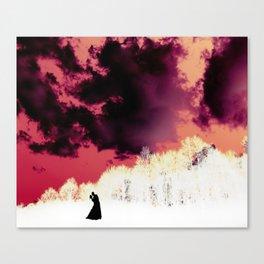 Vivien Canvas Print