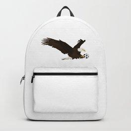 Soccer Eagle Backpack