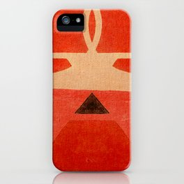 Lucha Libre Mask 1 iPhone Case