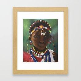 Children of the World IV Framed Art Print