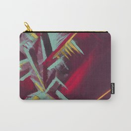 Pineapple Abstraction Carry-All Pouch