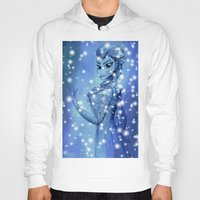 frozen Hoodies featuring Frozen by shannon's art space