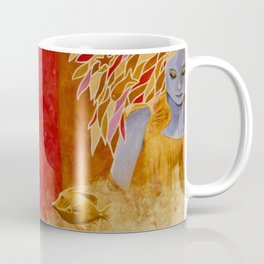 intermediate world - autumn Coffee Mug