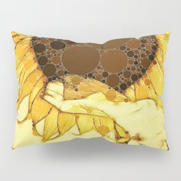 :: Sunshine in a Flower :: Pillow Sham