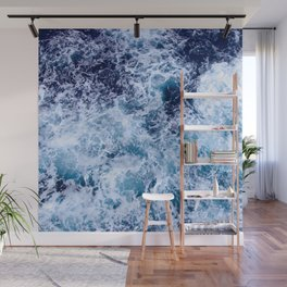 Sea Foam Wall Mural
