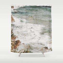 gold coast / australia Shower Curtain