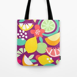 Citric party Tote Bag