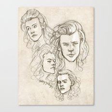 Harries Canvas Print