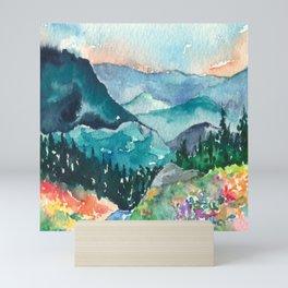 Valley of Dreams Mini Art Print