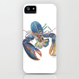 Sea Lobster iPhone Case
