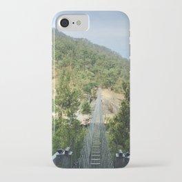 Bush track bridge iPhone Case