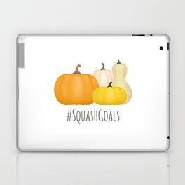 #SquashGoals Laptop & iPad Skin