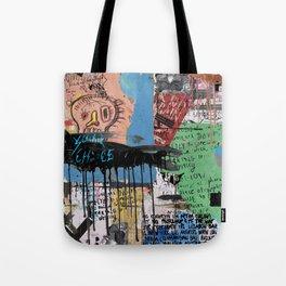 A Lower Eastside Memory Tote Bag