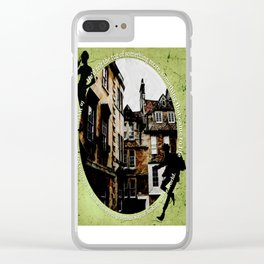 Jesper and Wylan - Unexpected Clear iPhone Case