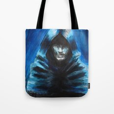 The Hooded One Tote Bag