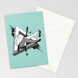 Lady Bunny Stationery Cards
