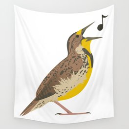 Meadowlark! Wall Tapestry