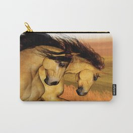 HORSES - The Buckskins Carry-All Pouch