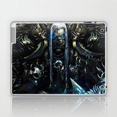king of death Laptop & iPad Skin