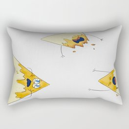 nachos 2 Rectangular Pillow