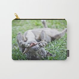 Pit Bull Puppy Carry-All Pouch