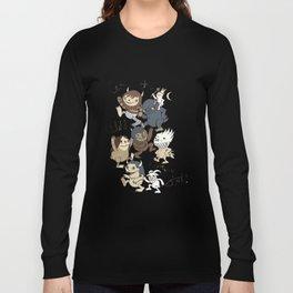 The Wild Rumpus Long Sleeve T-shirt