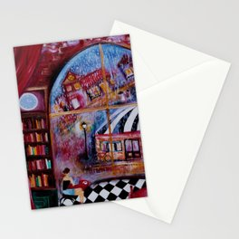 Talking Buildings Stationery Cards