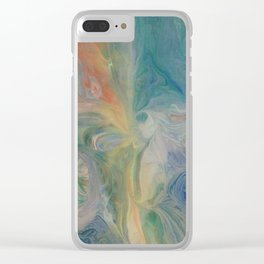 Four Rivers Clear iPhone Case