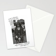 Alex Gaskarth - All Time Low Stationery Cards